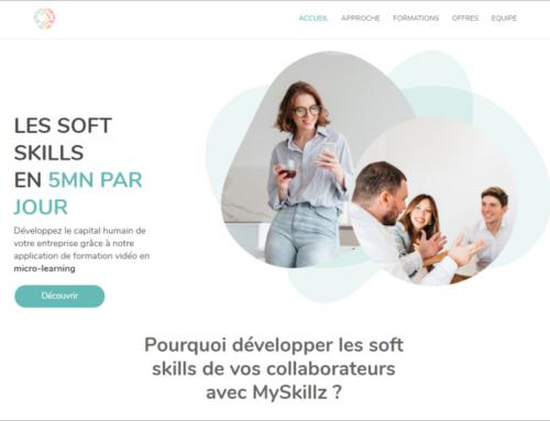 MySkillz, un partenaire innovant de la formation en e-learning, pour les managers !